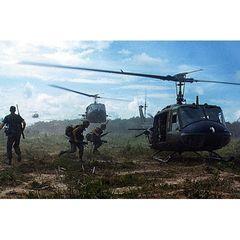 空の戦士 ベトナム戦争資料映像